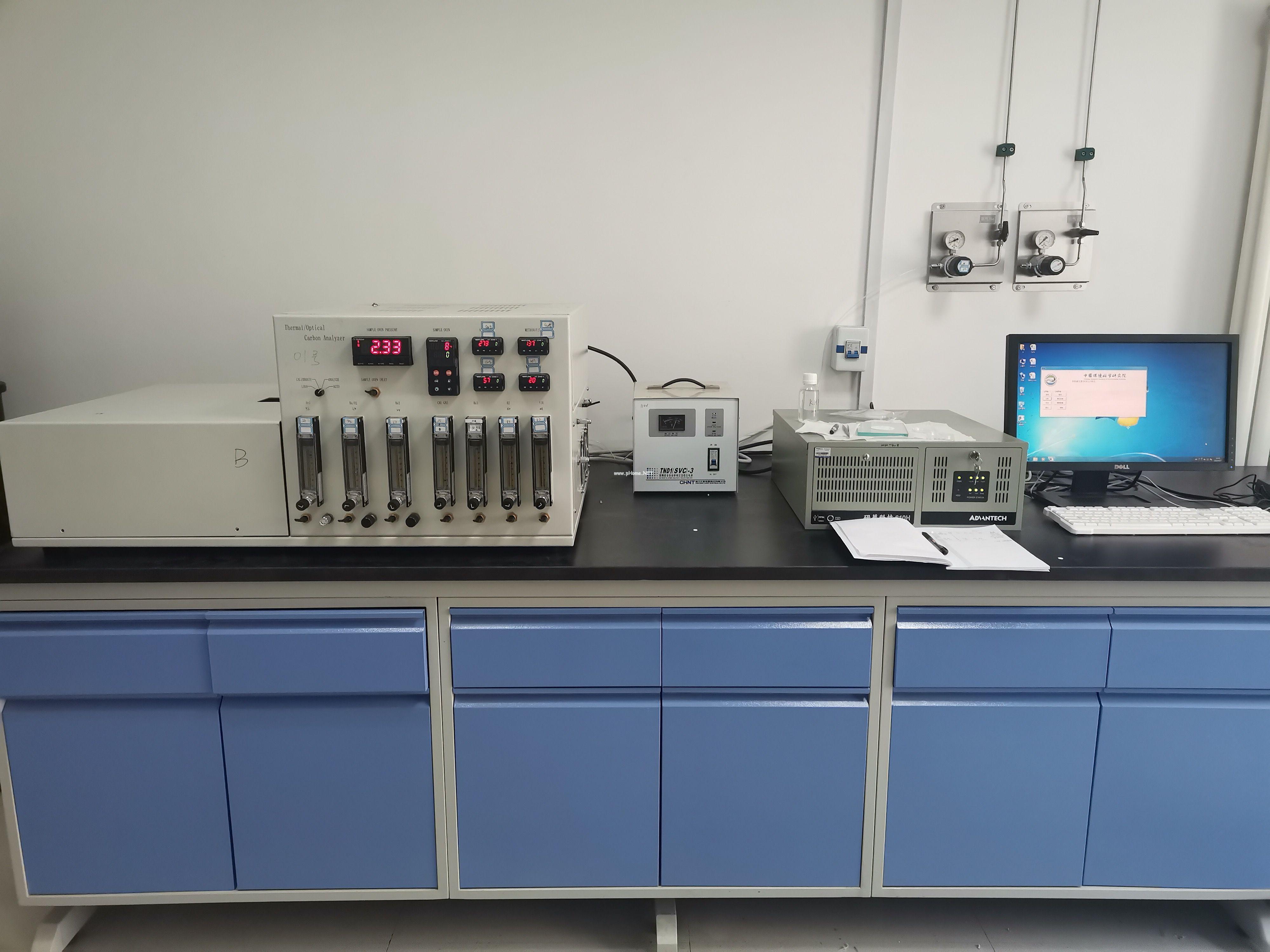 实验室热光法元素碳有机碳(OCEC)分析仪